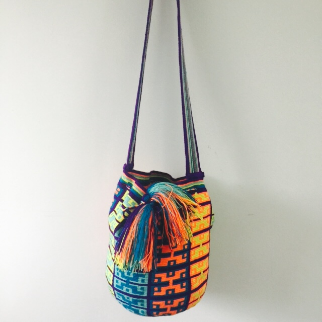 Wayuu purple hebra